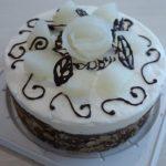 豊田梨のケーキ