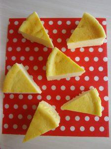 チーズケーキ(オンラインマンツーマンレッスン)