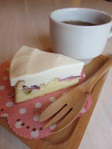 りんごのよくばりチーズケーキ(オンラインマンツーマンレッスン)