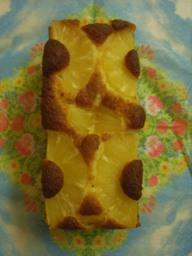 14:00-オンライン◎パイナップルとココナツのケーキ【空2】