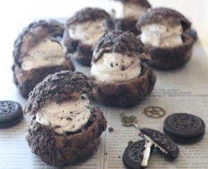 クッキークリームシュー(オンラインマンツーマンレッスン)